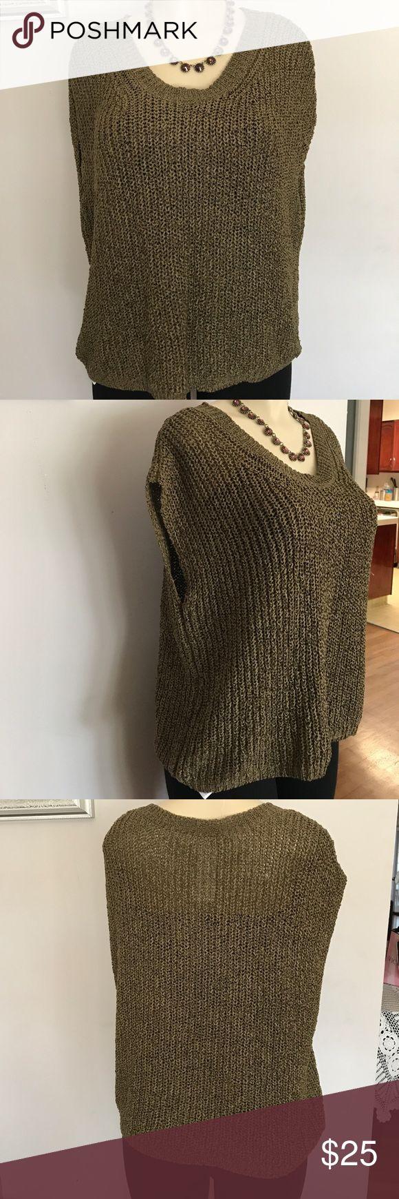 BCBGENERATION Blouse - Size M/L BCBGENERATION Blouse - Size M/L.  This blouse has a light feel. BCBGeneration Tops Blouses