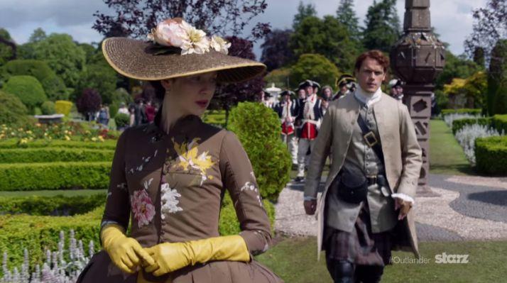 Outlander Season 2:  First Two Episode Titles Released | Outlander TV News