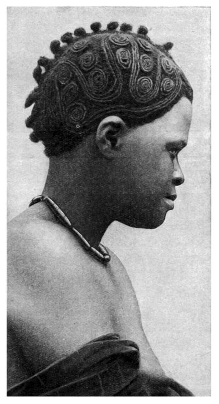 Africa Hair Style by stevesalt.us