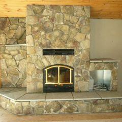 Wood Fireplace  794RSFOpel4