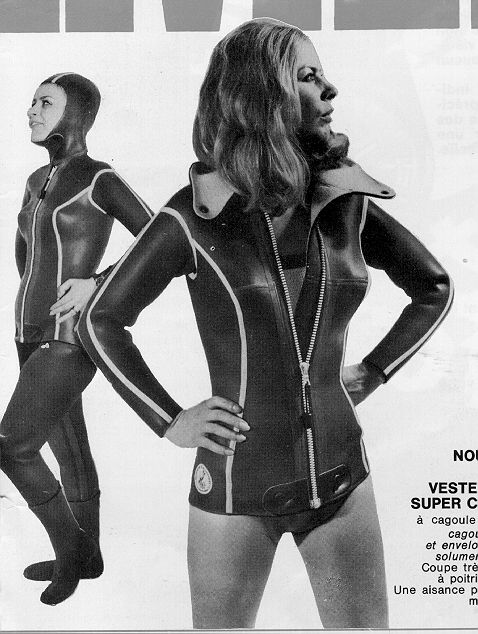 Pin By Neo On Vintage 1 Pinterest Wetsuit And Woman