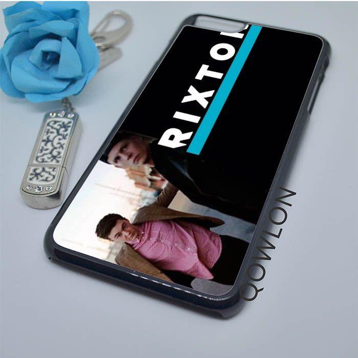 Rixton Band Logo iPhone 6 Plus | 6S Plus Case