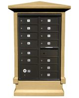 USPS approved commercial apartment mailboxes for sale at Mailbox man of MD; vertical, horizontal, 4C and CBU commercial mailboxes can be ... Find quality Multi-Unit horizontal and vertical Apartment Mailboxes and other Commercial Mailboxes. Residential/Multi-family Mailboxes - Mailboxes - Mailboxes & Signs. Apartment mailboxes - which include the vertical style USPS Approved