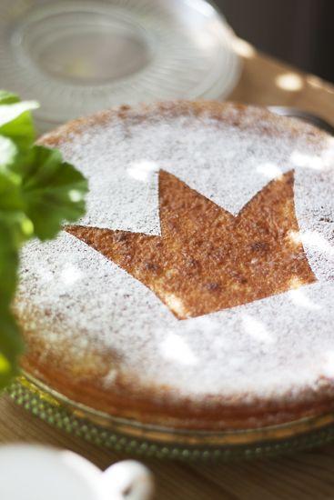 Kronans kaka (med mandel och potatis)