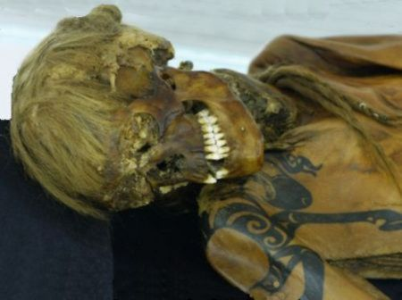 The Archaeology News Network: The mysterious tattoos of the Princess of Altai