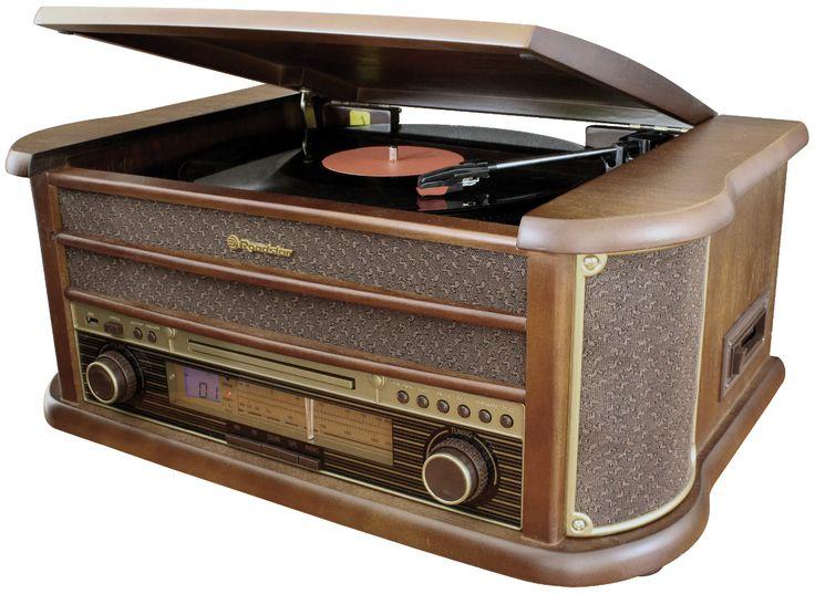 Roadstar HIF-1899TUMPK wordt ook verkocht onder de naam Soundmaster NR513A