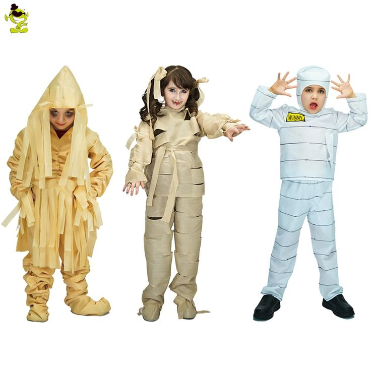 terror mummy costumes kids scary role play outfits for halloween masquerade party for kid scary halloween costumes