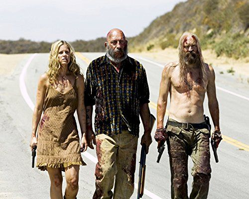 Sid Haig Bill Moseley And Sheri Moon Zombie In The DevilS Rejects 16x20 Canvas Giclee ** More info could be found at the image url.