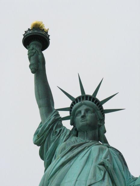 Statua della libertà - New York #newyork, #statuadellalibertà, #america