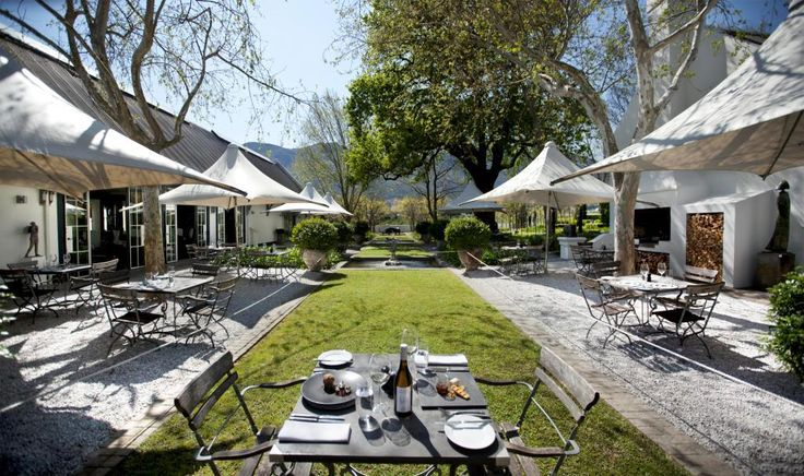Grande Provence awarded 10 Year American Express® Platinum Fine Dining Award @grande_provence