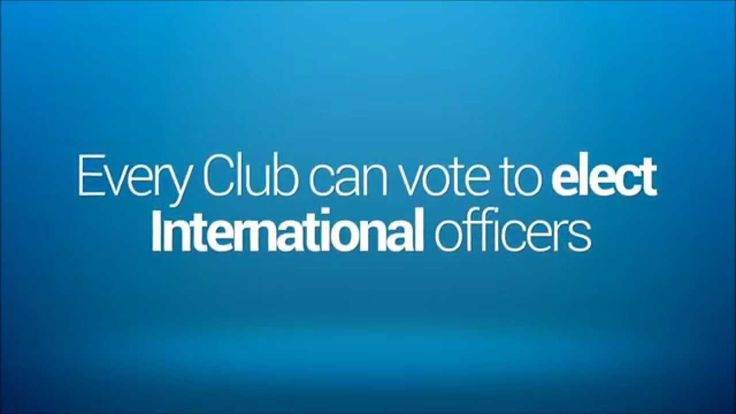 Optimist International's 2014 Online Elections