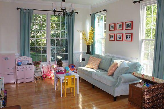 Nice Family Room Playroom Combo I Want A Sofa Like This