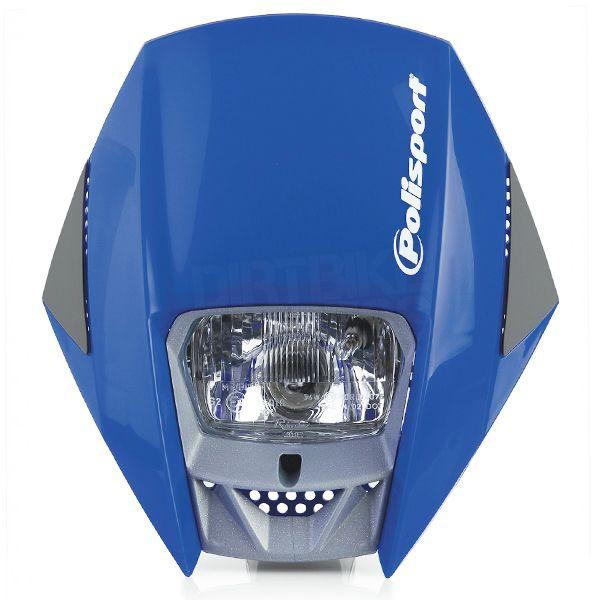 Polisport Exura Headlight - Blue