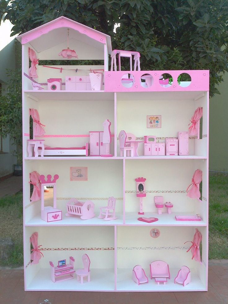 casita barbie xxl y