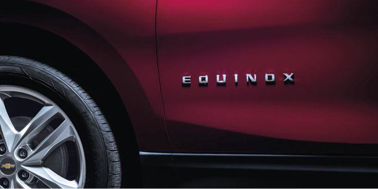 Chevrolet Equinox by Patrick Curtet. #transportation #chevrolet #equinox #photography #car