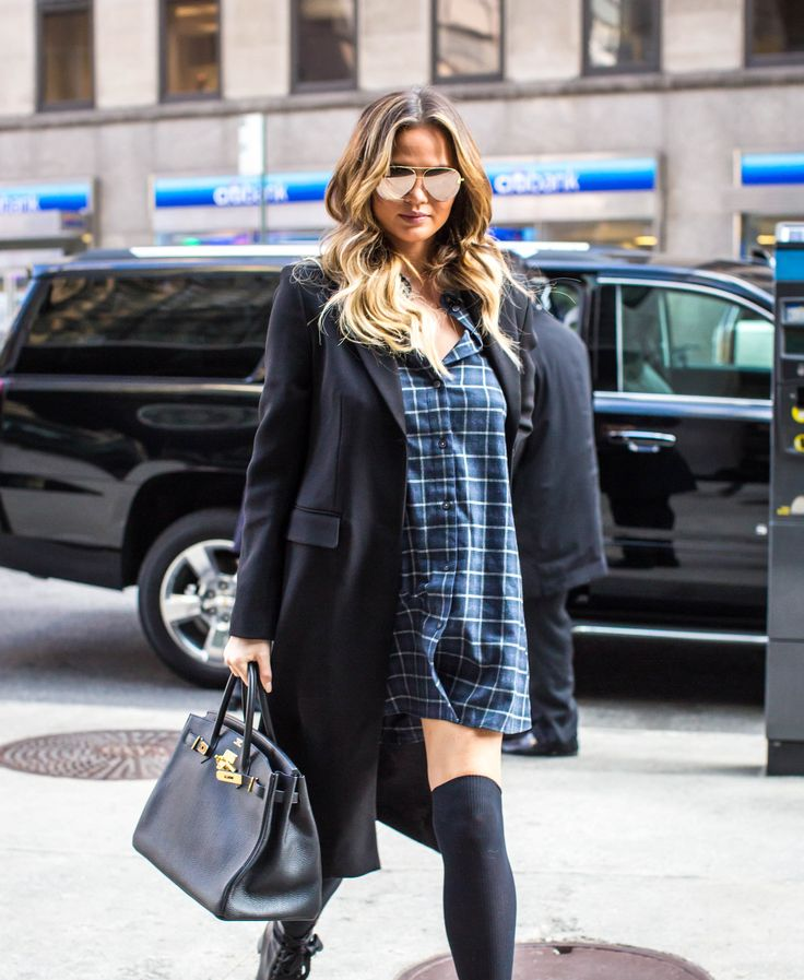 Maternity clothes celebrity style icons