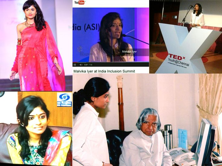 Meet Your Star: #Malvika #Iyer is a #Motivational #speaker, and #social #worker  Read More.. http://goo.gl/OZHA0F