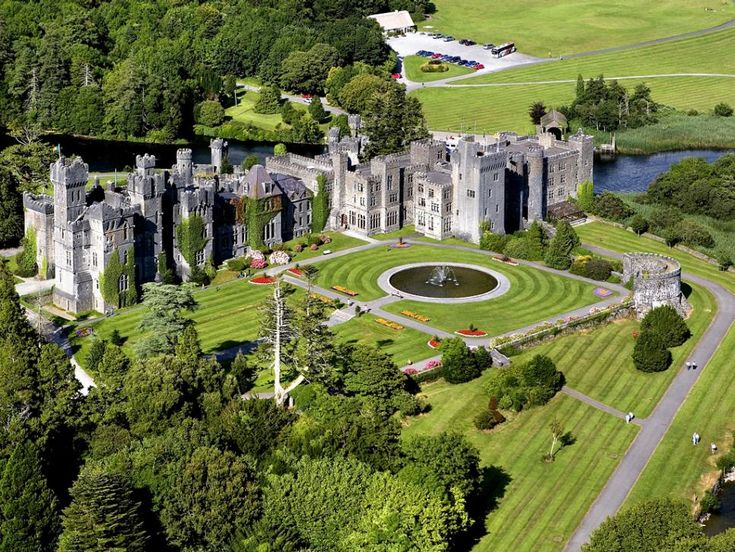 Ireland's lush, green countryside is dotted with imposing castles dating back to the Middle Ages. Take a tour of seven famous Irish fortresses, plus get tips for seeing them in person from Travel Channel.