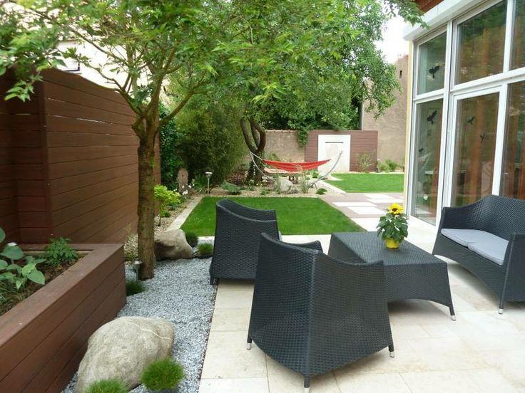Pingl par anne do sur terrasse jardin pinterest - Terrasse jardin pinterest strasbourg ...