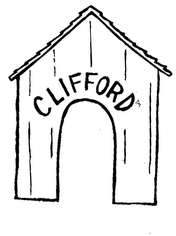 Clifford The Big Red Dog House Of Clifford The Big Red Dog