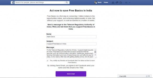 Net neutrality in India: Is an aggressive Facebook turning Free Basics into a ... - Firstpost - http://www.thenews123.com/2015/12/24/net-neutrality-in-india-is-an-aggressive-facebook-turning-free-basics-into-a-firstpost/
