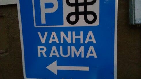 This is it, old Rauma