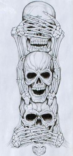See Hear n Speak No Evil