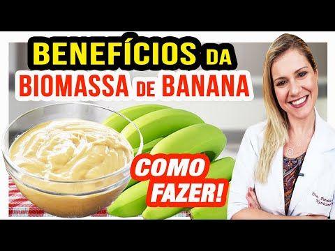 Beneficios Da Biomassa De Banana Verde Para Que Serve E Como