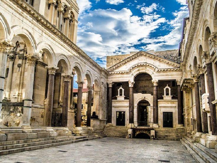 дворец диоклетиана - Поиск в Google