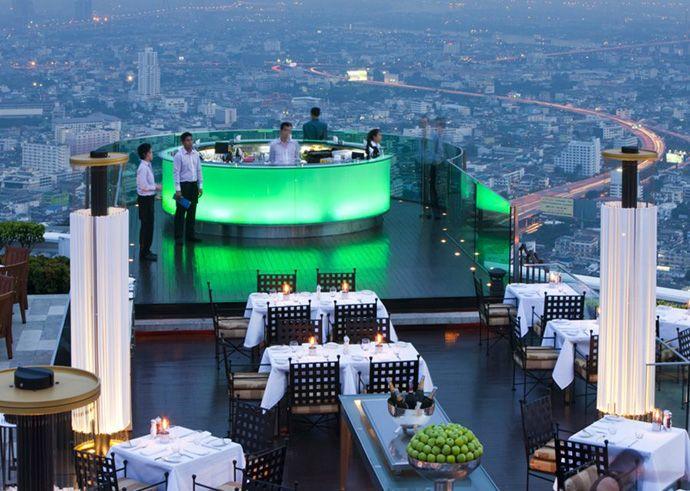 Sirocco Restaurant, Bangkok, Thailand – The Best Romantic Dinner in a Lovely Atmosphere | http://www.designrulz.com/design/2013/05/sirocco-restaurant-bangkok-thailand-the-best-romantic-dinner-in-a-lovely-atmosphere/