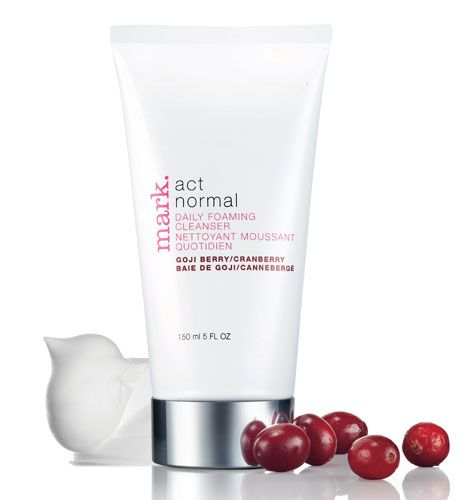 Mark By Avon- Act Normal Daily Foaming Cleanser