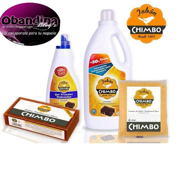 Obandina Blog´s: Sorteo Lote Productos Jabón Chimbo