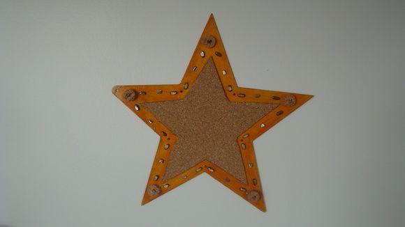 Quadro de Avisos Estrela