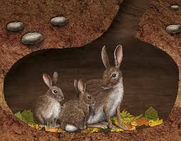 17 Best ideas about Rabbit Burrow on Pinterest Rabbit