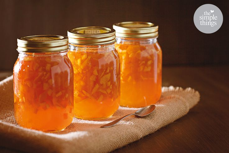 Seville and Blood Orange Marmalade Recipe — The Simple Things