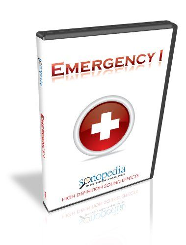Emergency I Sound Effects Library  http://www.bestcheapsoftware.com/emergency-i-sound-effects-library/