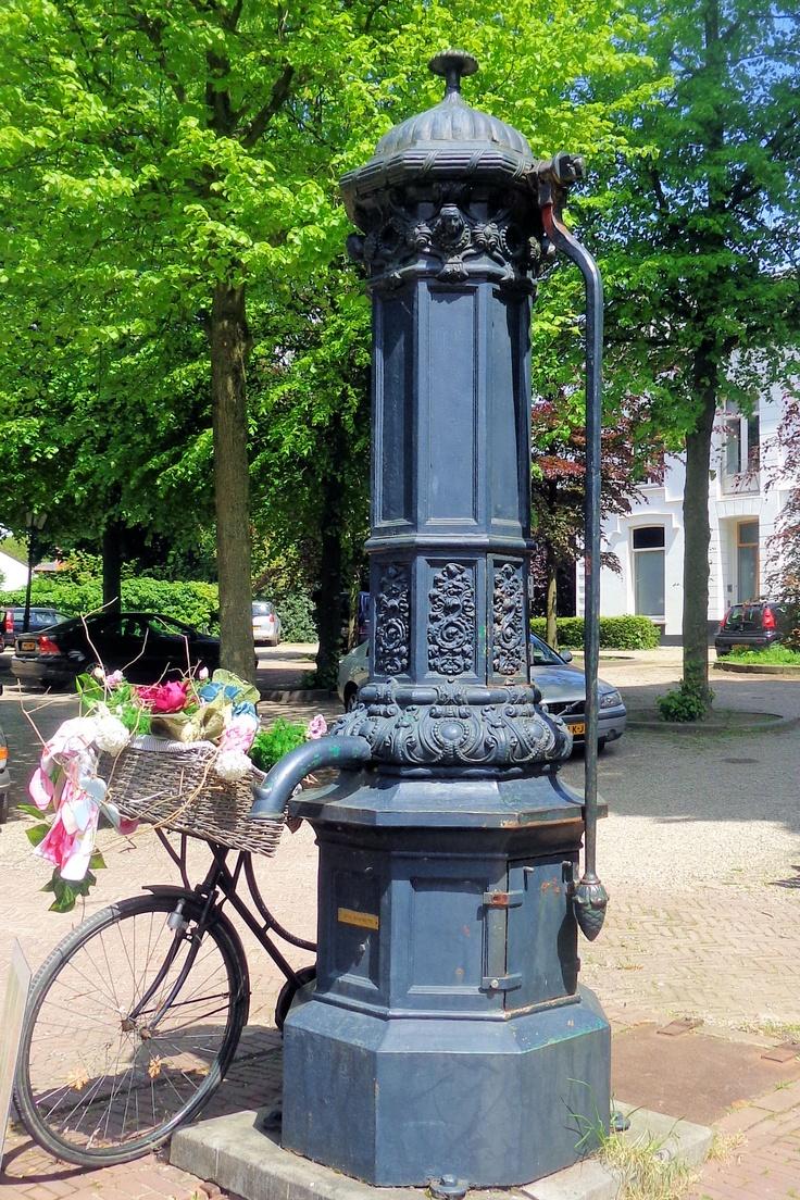 Dorpspomp, Amerongen, Utrecht.