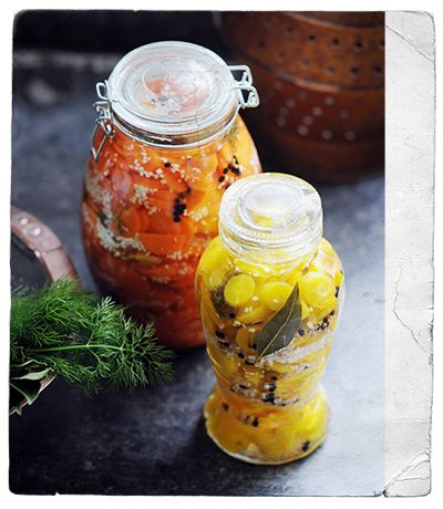 horseradish pickled carrots ***Not in English. Needs to be translated
