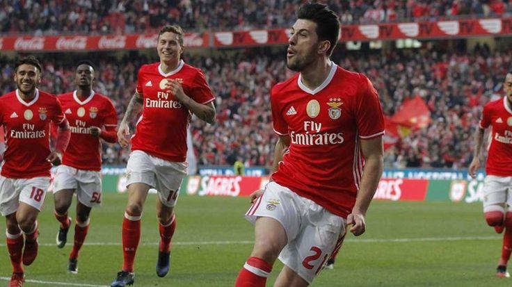 "Pizzi ""one Man show"". SL Benfica-Tondela, 4-0: Tudo se resolveu..."