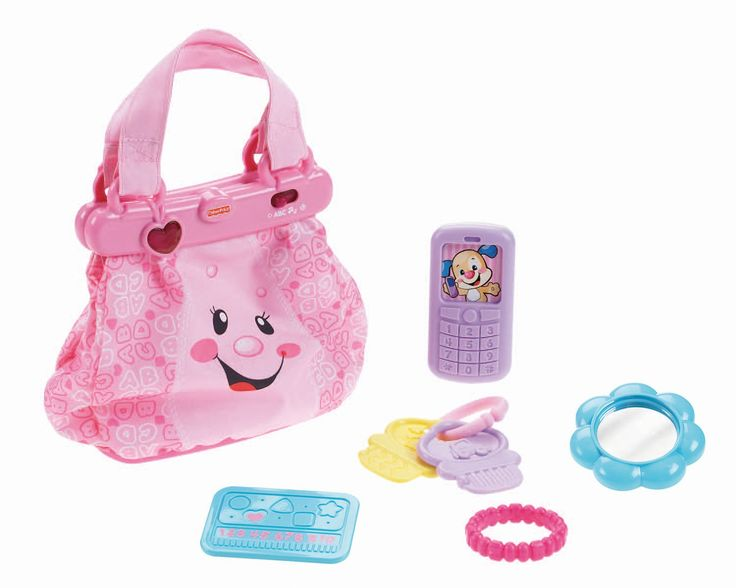 GOT - Fisher Price Laugh and Learn My Pretty Learning Purse