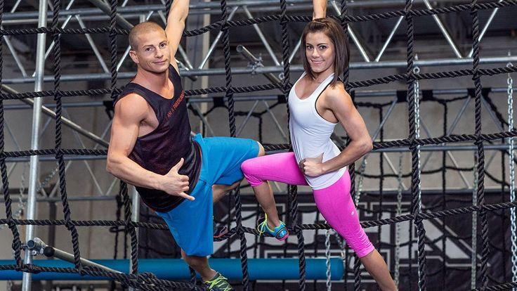 The American Ninja Warrior Workout Routine