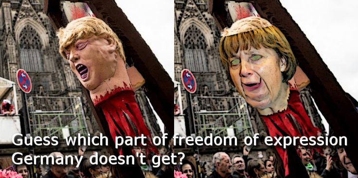 Political Repression in Germany
