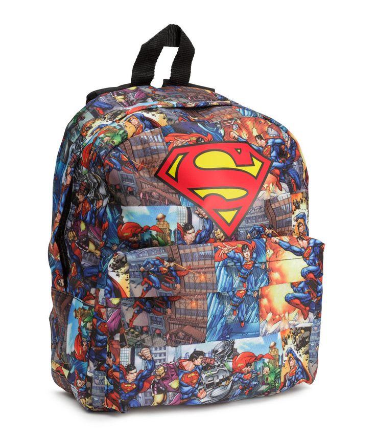 H&M Superman Backpack