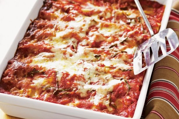 Pumpkin and chicken cannelloni main image