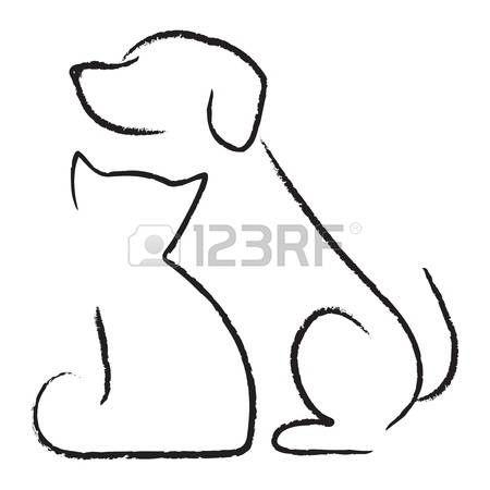 les 25 meilleures id es de la cat gorie dessin chien sur pinterest tutoriel dessin de chien. Black Bedroom Furniture Sets. Home Design Ideas