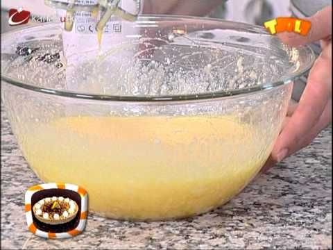 Tatlı Sürprizler Limonlu Tart Part2 - YouTube