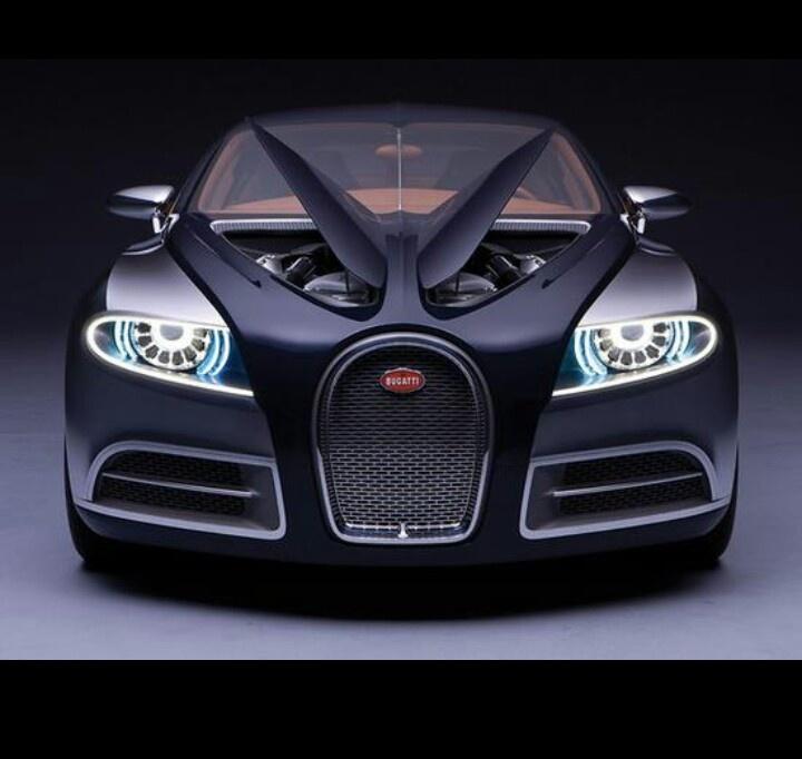 Bugatti 16 C Galibier Concept Wallpaper 7 Sense The Car
