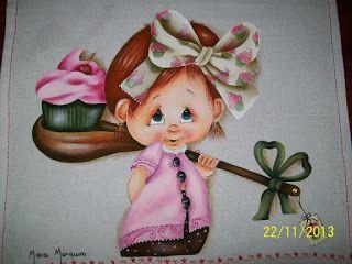 Mara Marques Pintura e Croche: Novembro 2013