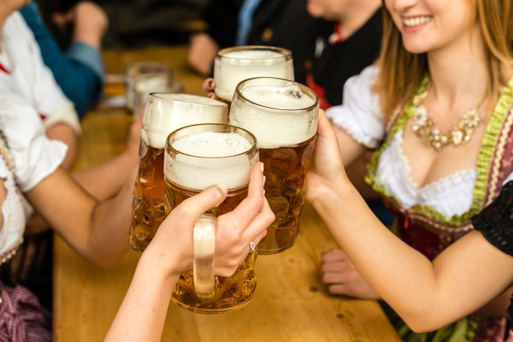 9 Must-Attend German Beer Festivals That AREN'T Oktoberfest - A list of authentic German beer festivals without the vomiting tourists.