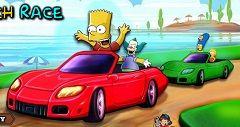 Curse cu Masinile Familiei Simpson